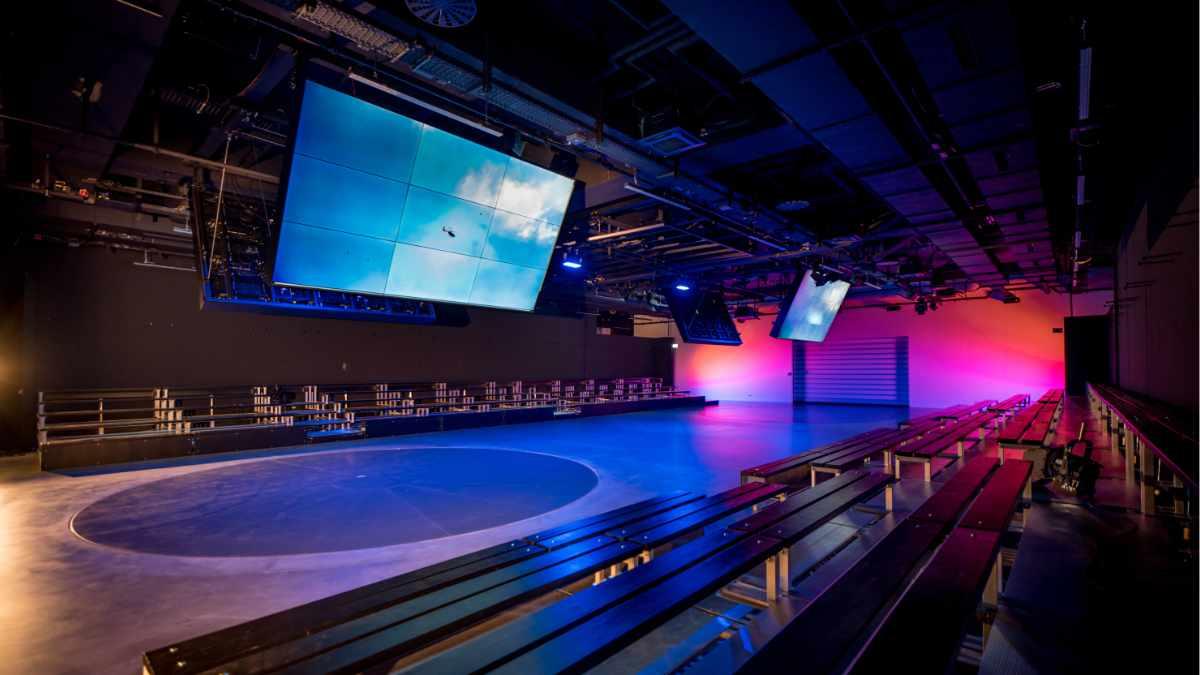 Meyer Sound im Audi Brand Experience Center