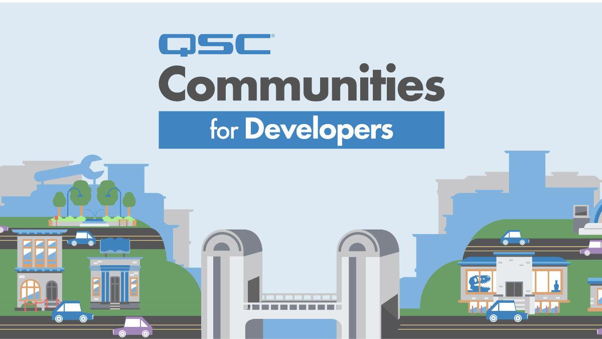 QSC Communities for Developers geht an den Start
