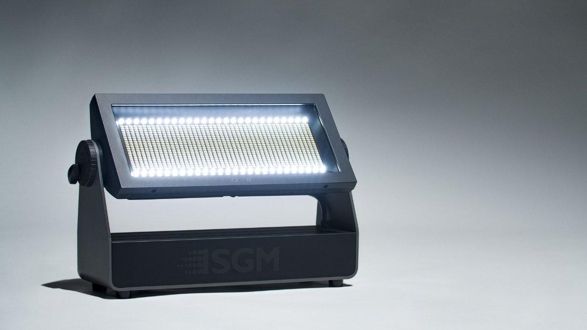SGM präsentiert den Q-8