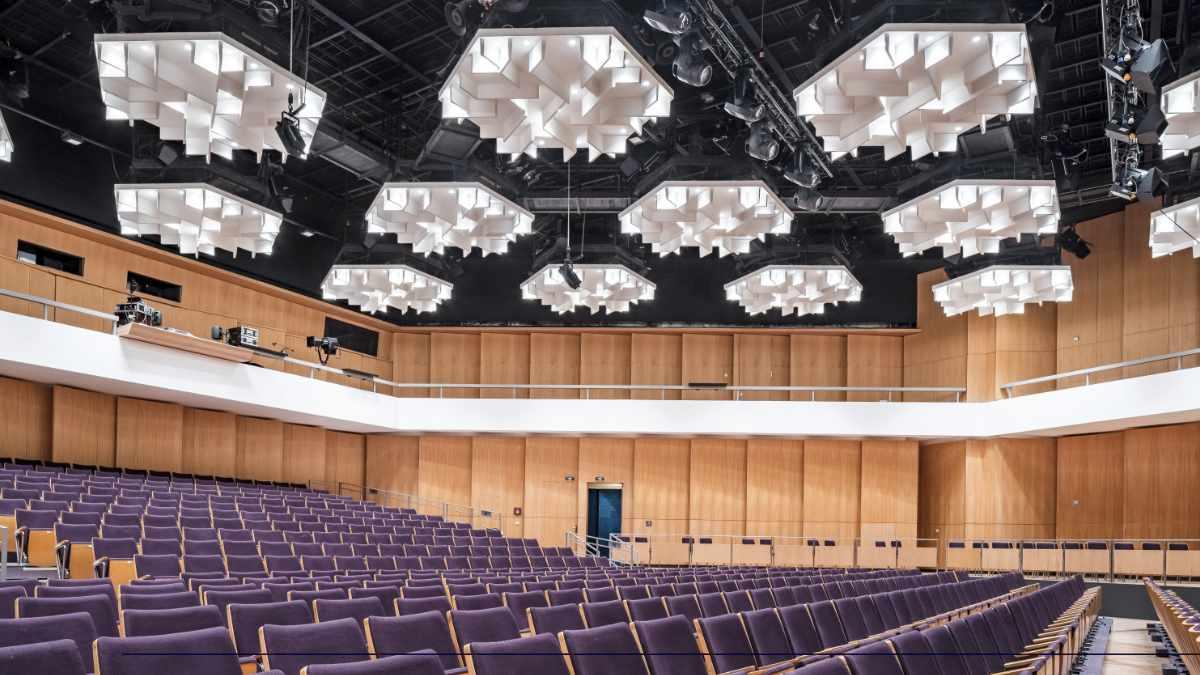 Die Stadthalle Chemnitz wechselt mit VisionTwo auf  eine ArcSystem-Lösung