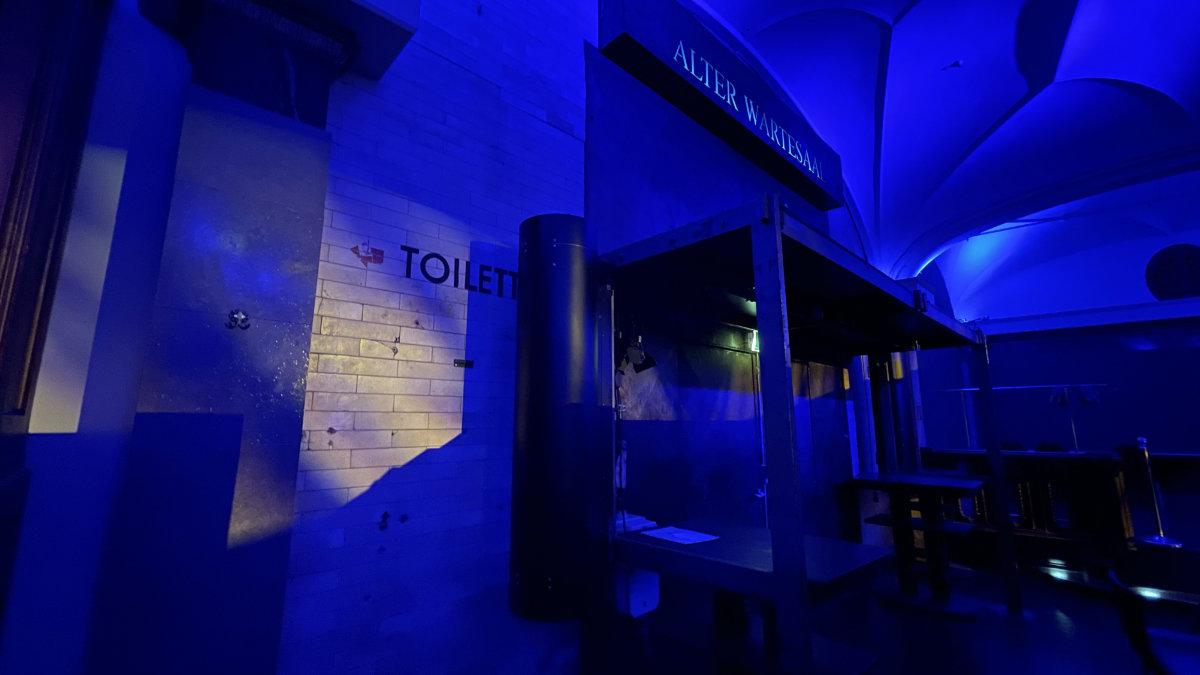 Der Wartesaal am Dom Köln setzt auf TEQSAS UVClean Air