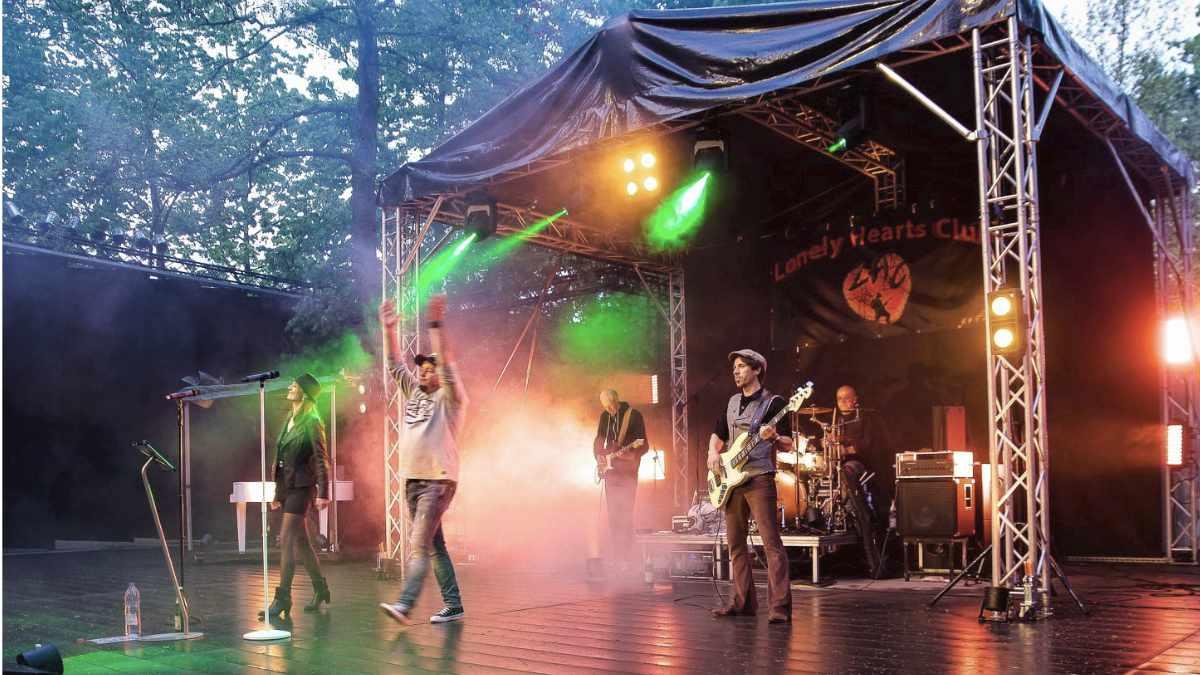 Die Freilichtbühne Coesfeld feiert erste Live Show mit CHAUVET Professional