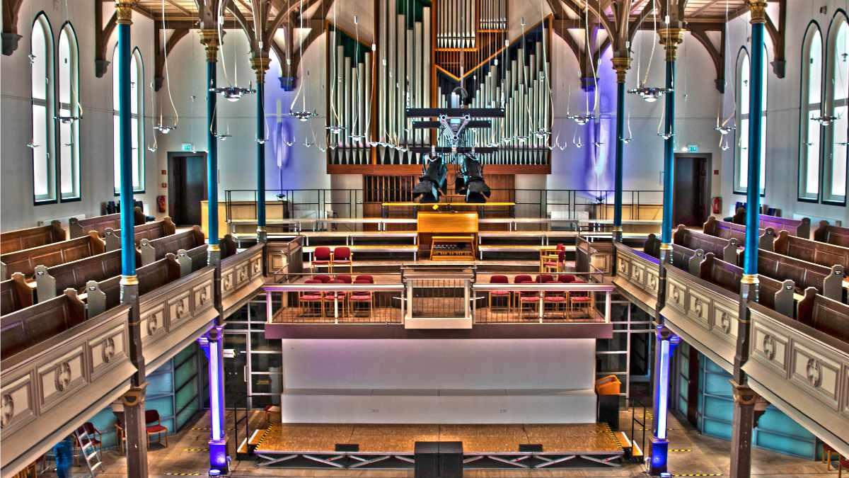 Kulturzentrum Immanuelskirche setzt auf RCF
