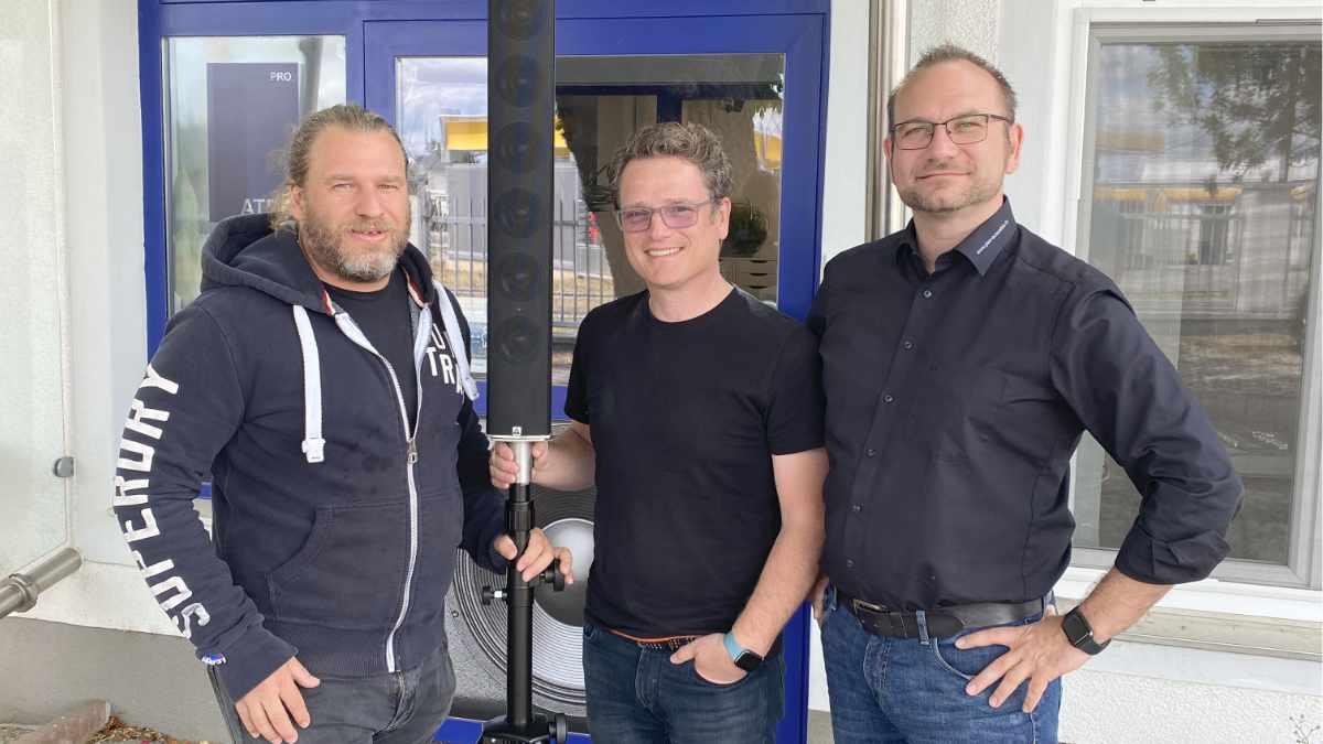 ATEC Pro vertreibt Pan Acoustics in Österreich