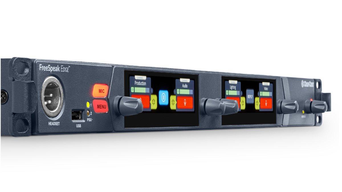 Clear-Com erweitert FreeSpeak-Funkintercom mit neuer Basisstation