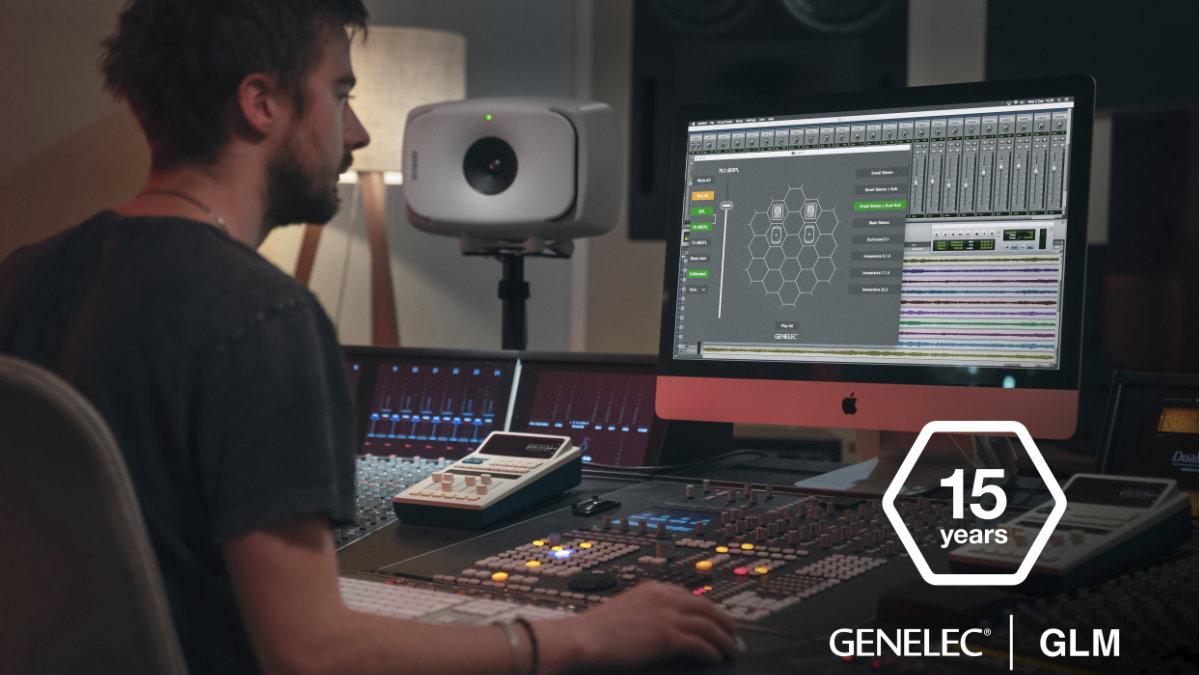 Genelec präsentiert GLM 4.1