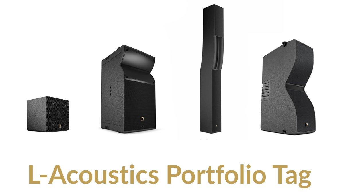 Groh Distribution lädt zum L-Acoustics-Portfolio Tag ein