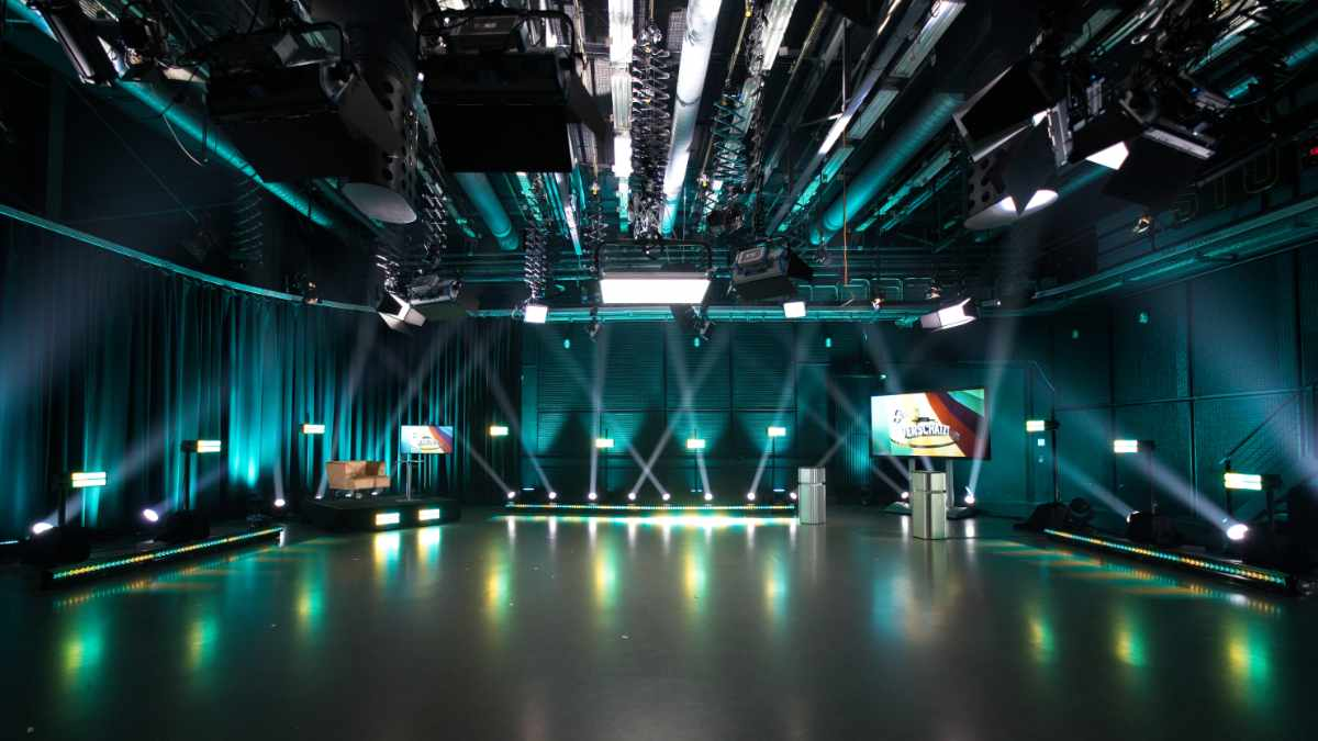 Studierende der HdM Stuttgart realisieren TV-Sendungen