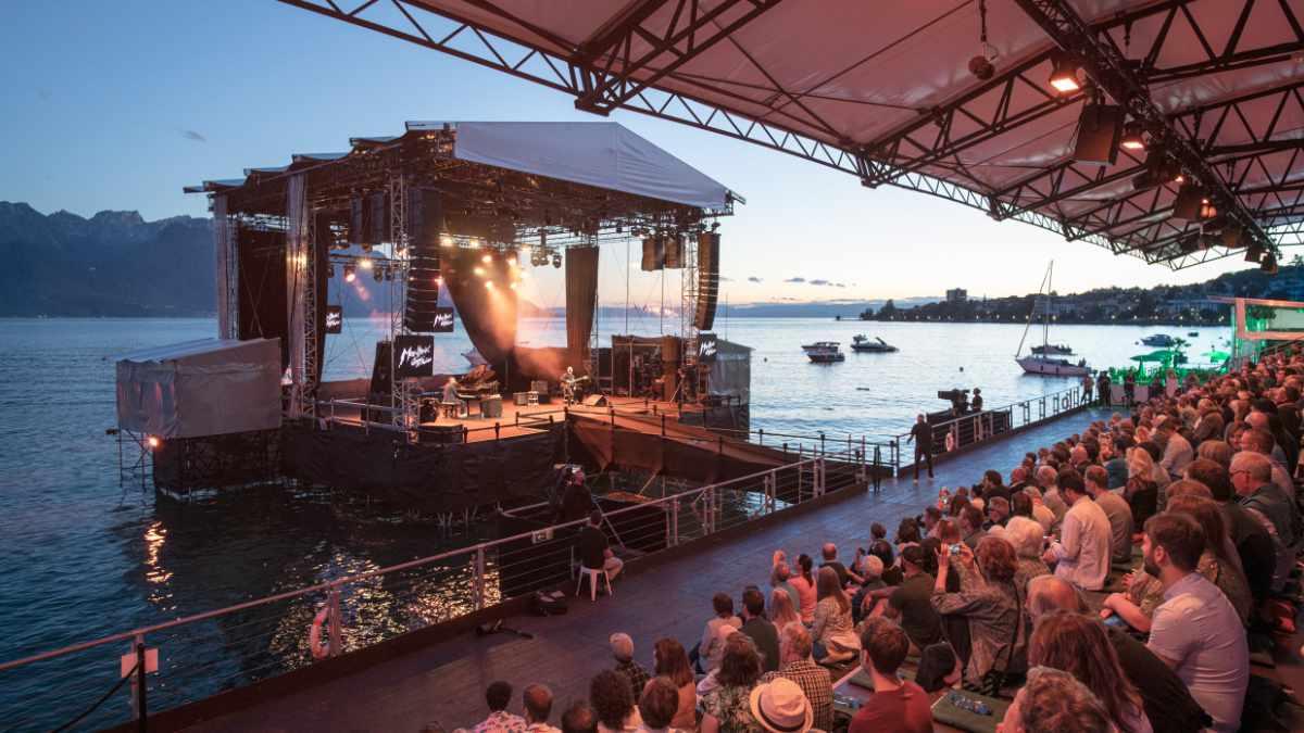 Meyer Sound unterstützt das Montreux Jazz Festival