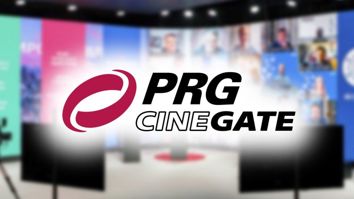 Cinegate und PRG forcieren Zusammenarbeit