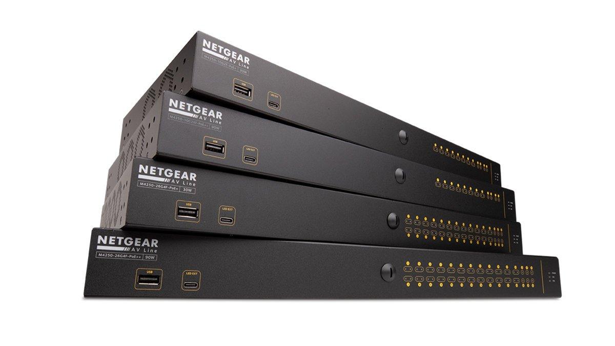 QSC kündigt NS Gen 2 Netzwerk-Switches an