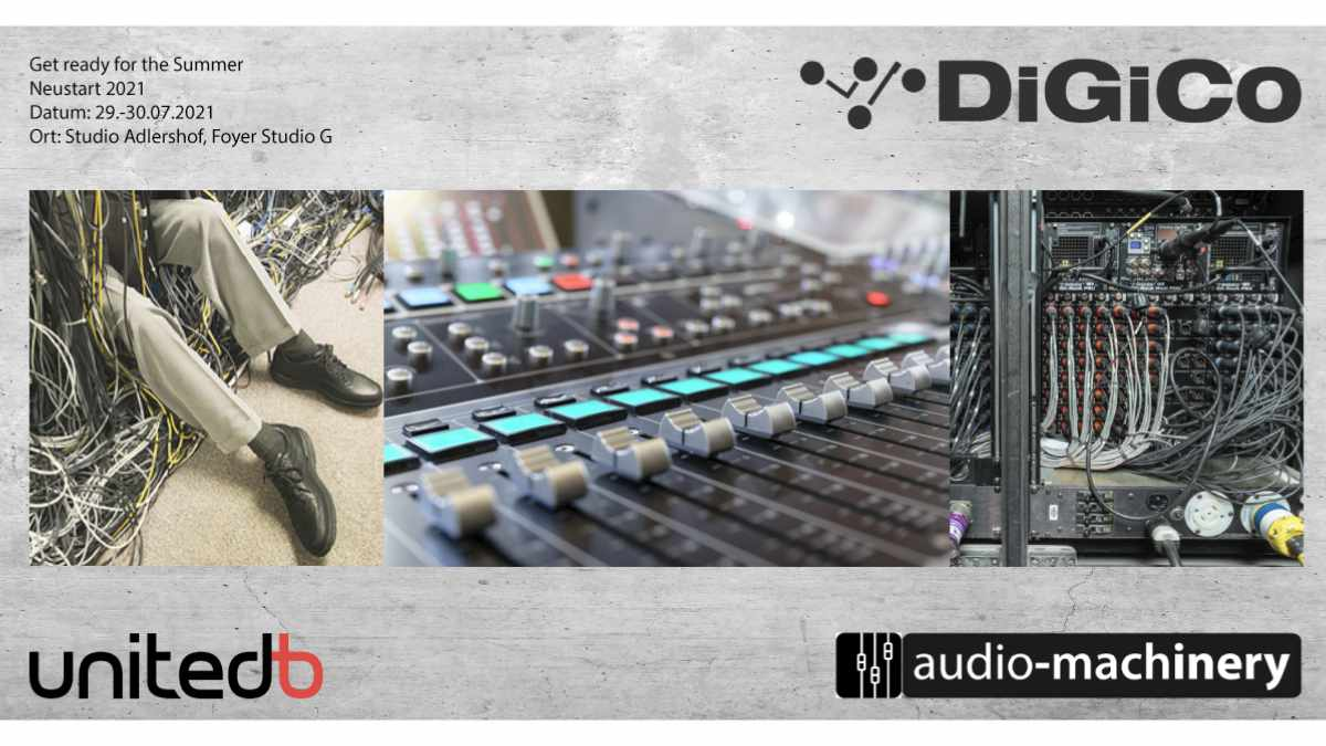 audio-machinery Seminar Get Ready for the Summer