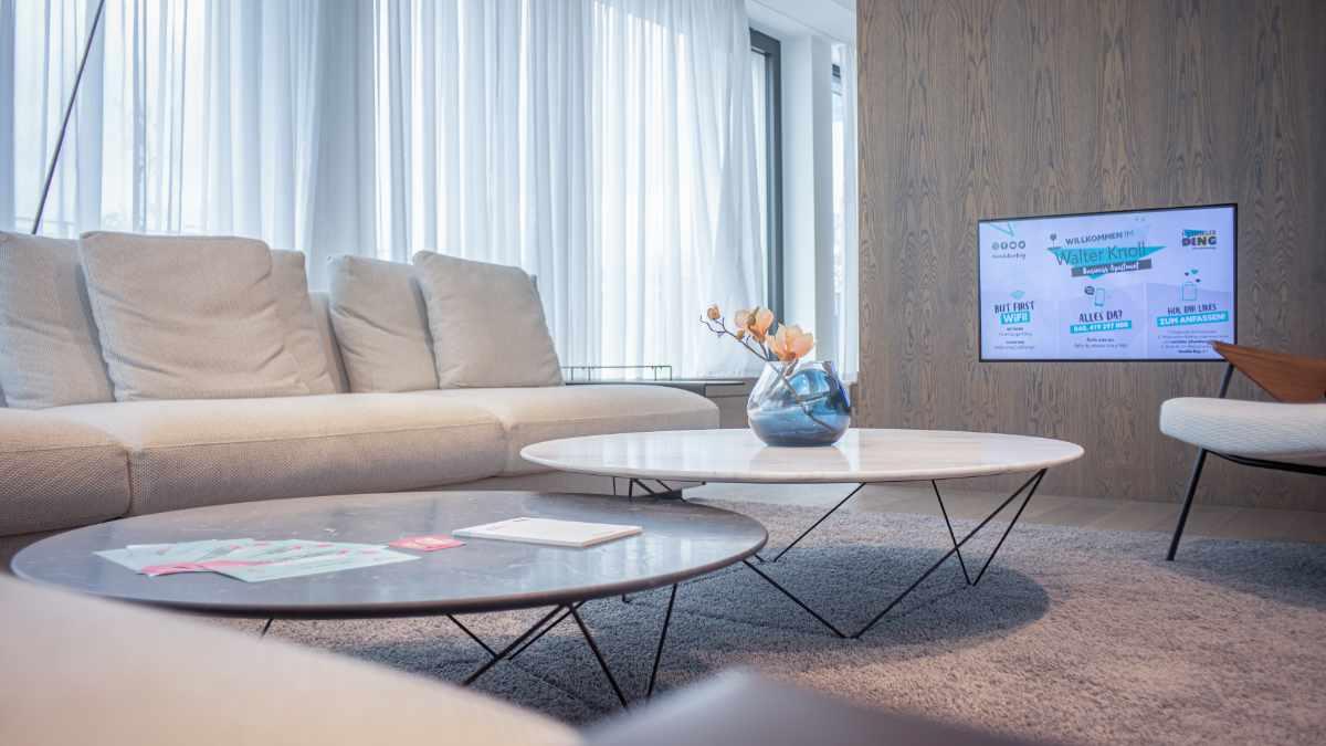 Home United und ASC entwickeln Meeting-Raum der Zukunft