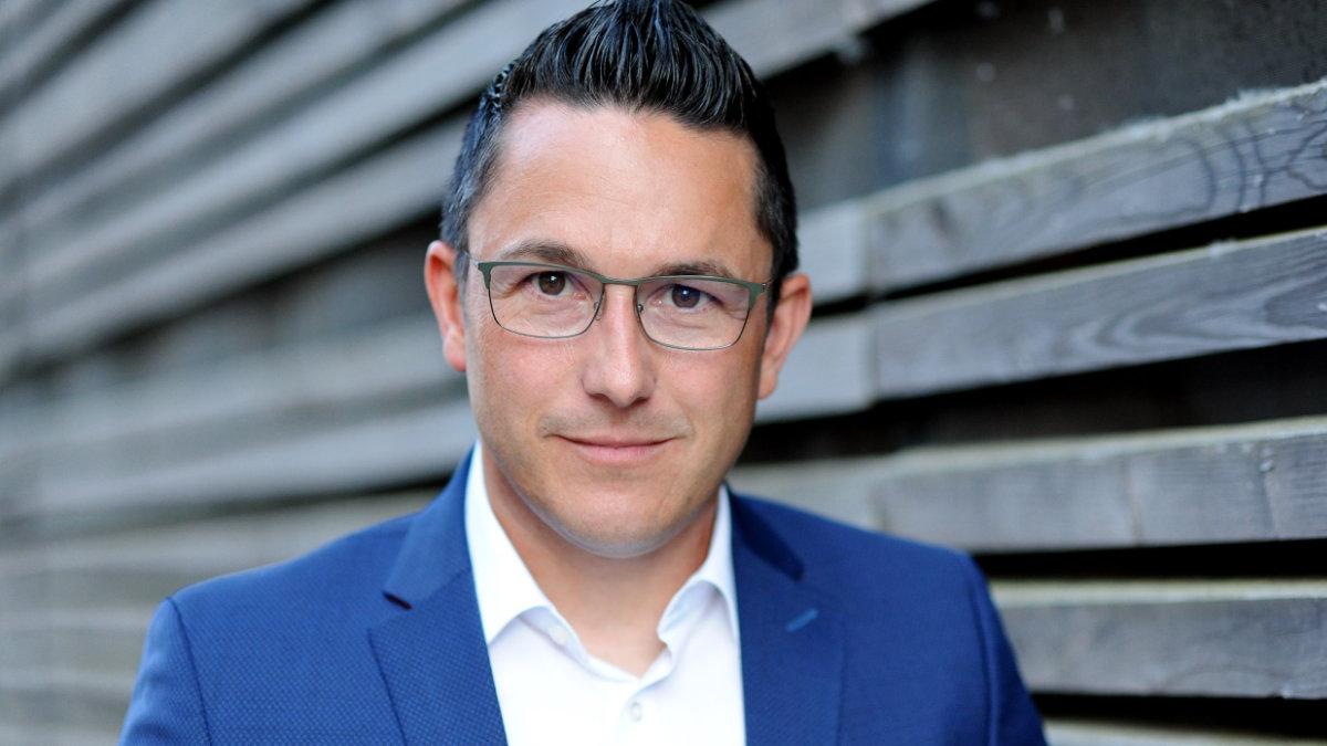 Josef Penker ist neuer VP Sales EMEA von Bosch Building Technologies