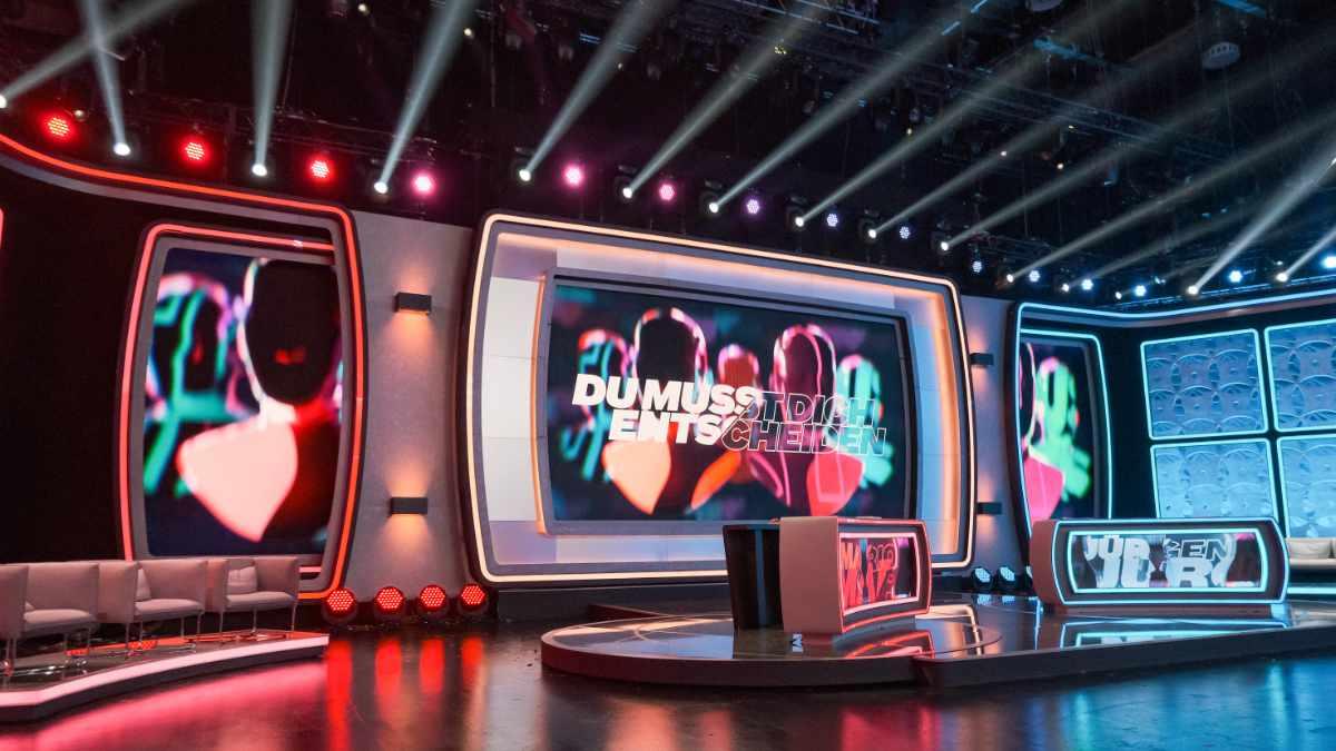 Thomas Gerdon setzt im TV auf Creative Light 1 Plus von GLP