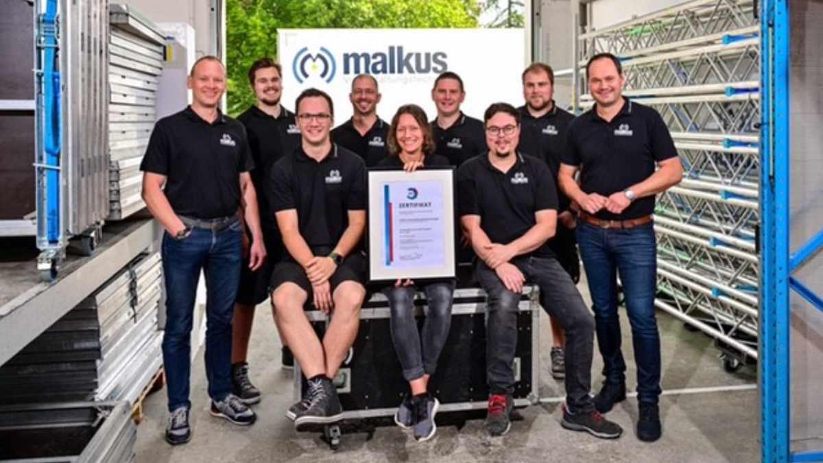 malkus ist DPVT zertifiziert