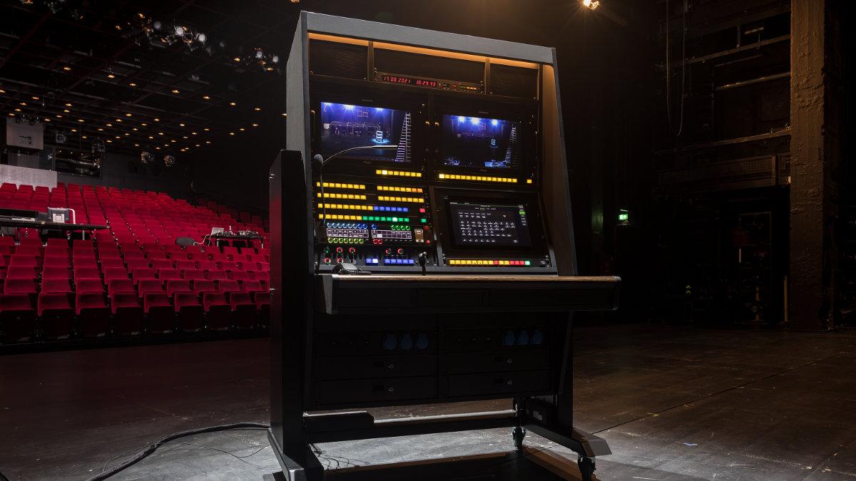 ASC installiert neue Inspizientenanlage im Schauspielhaus des Theaters Bonn