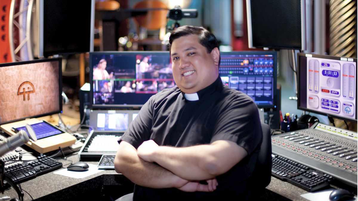 Die Jesuitenkurie streamt mit Blackmagic
