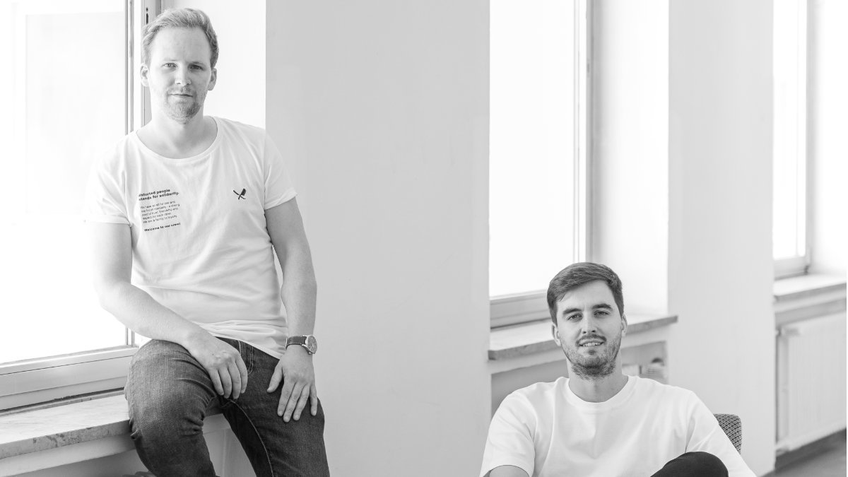 Lucas Gebauer und Julian Wagner gründen BLTV