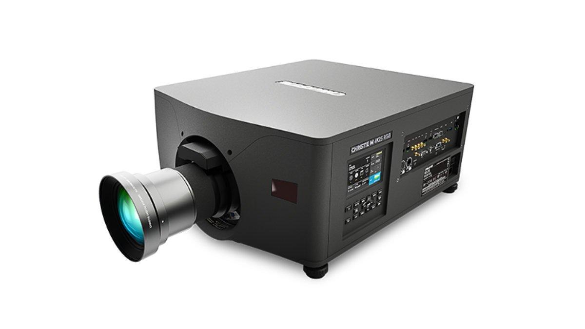 Christie kündigt den M 4K25 RGB Pure Laserprojektor an