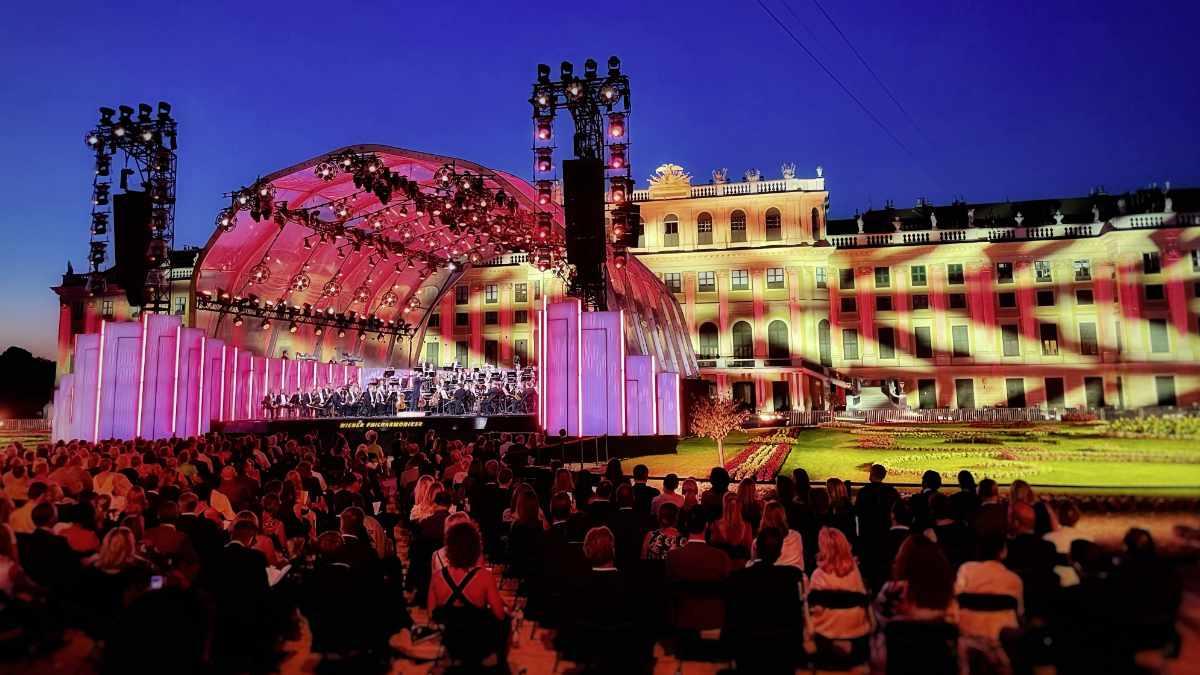 GLP beim Sommernachtskonzert der Wiener Philharmoniker