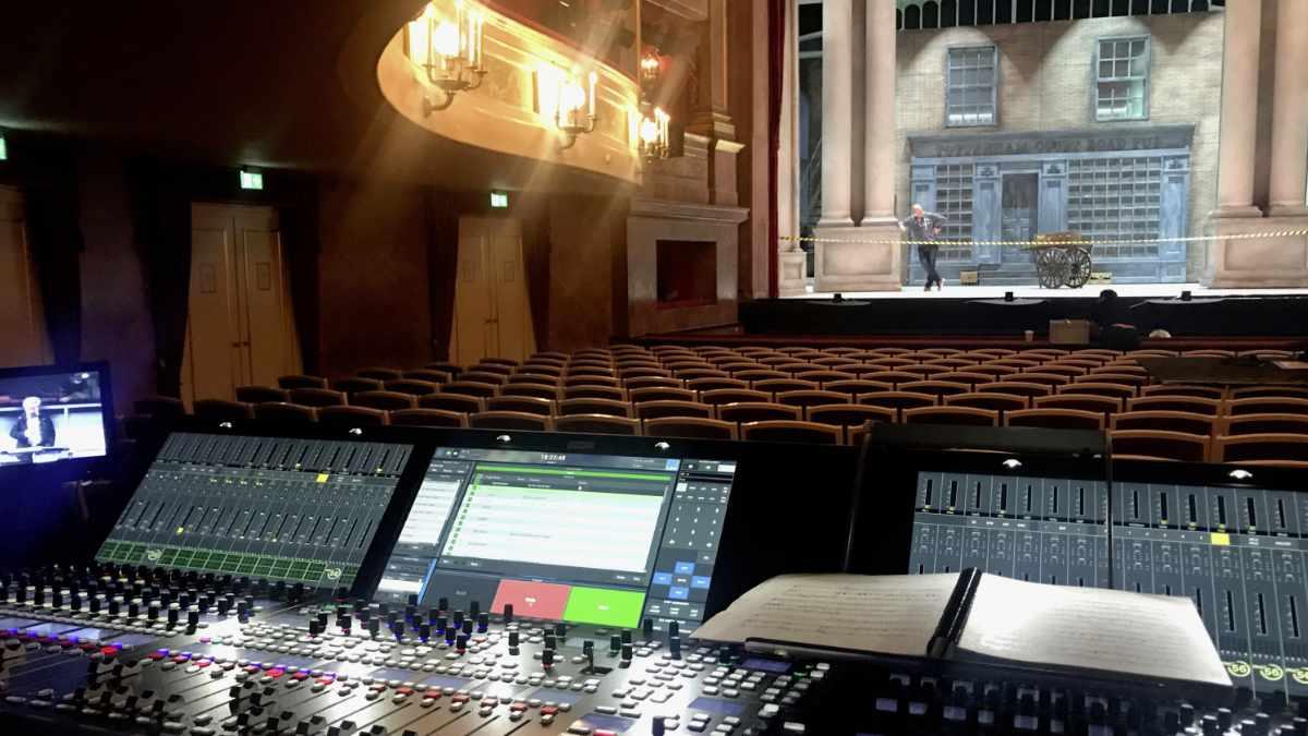 Staatstheater am Gärtnerplatz startet mit Lawo in die IP-Welt