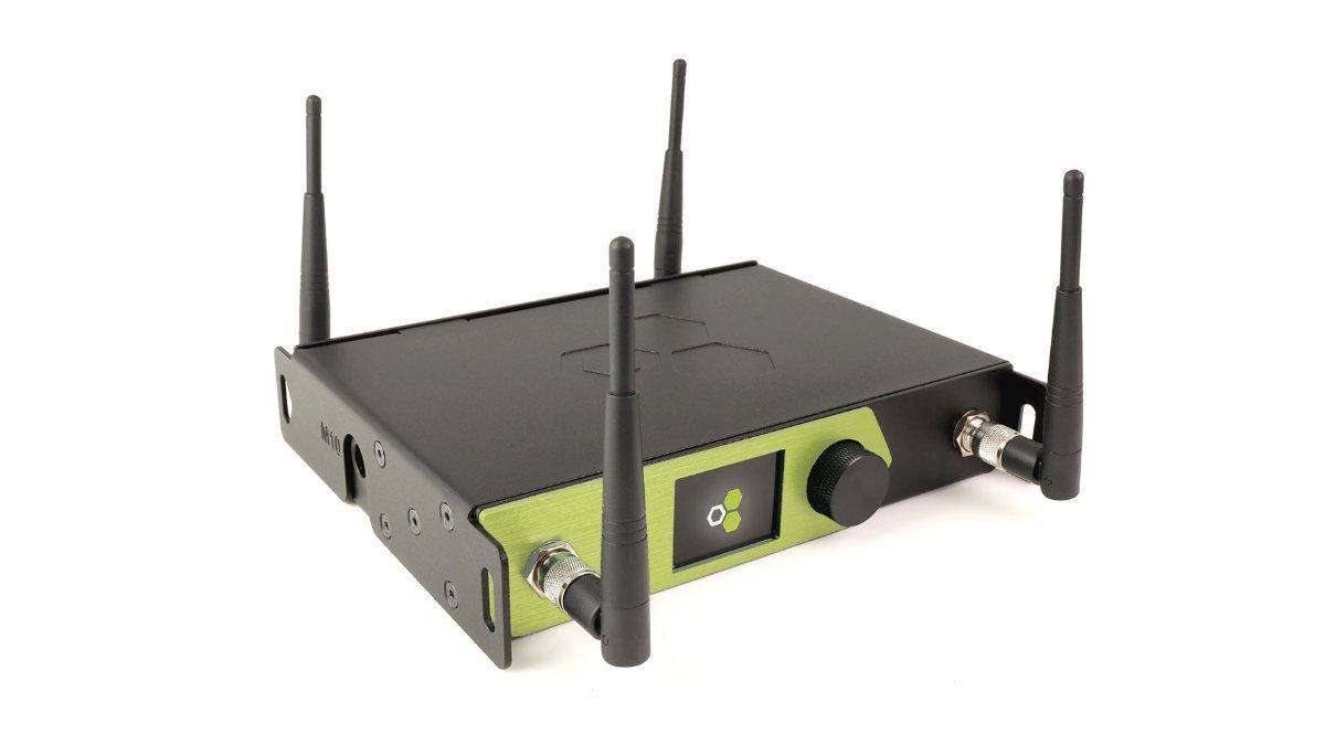 LumenRadio stellt die neue Generation von CRMX-Geräten vor