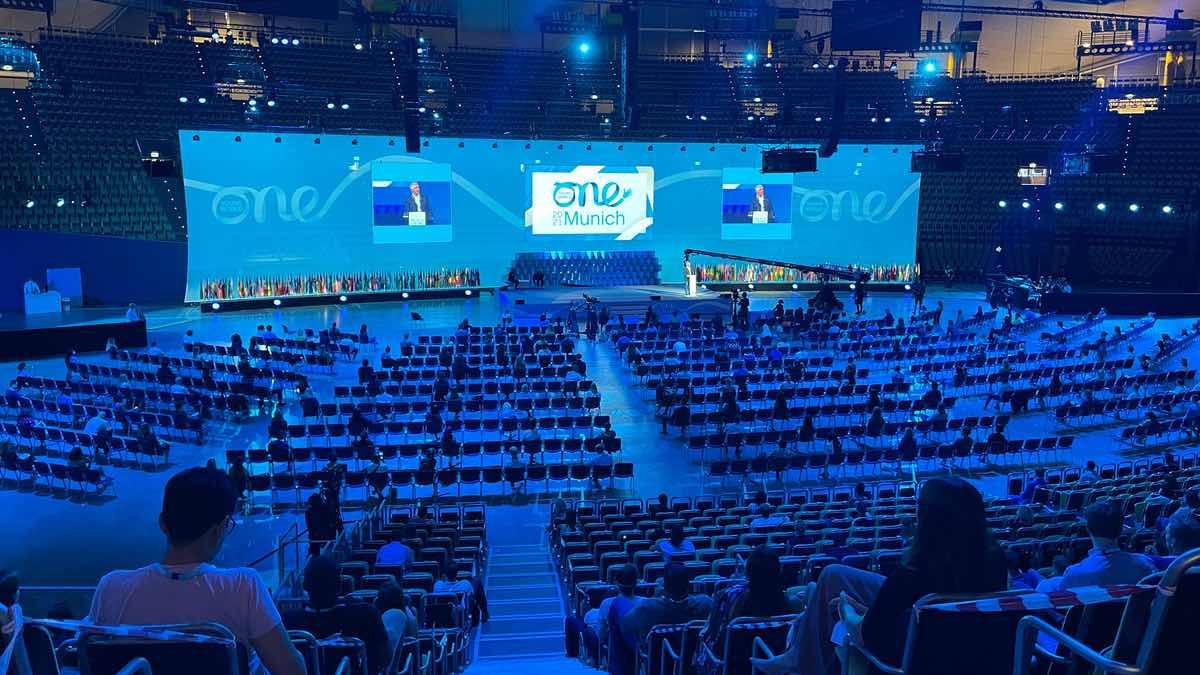 Meyer Sound beschallt das One Young World Summit