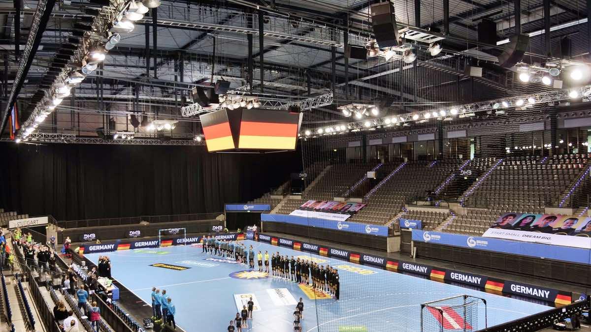 Porsche-Arena Stuttgart  rüstet auf d&b V-Serie um