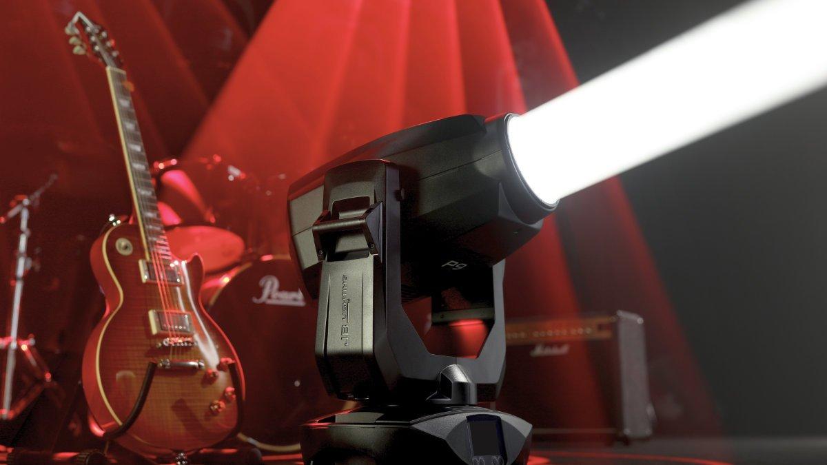 JB-lighting stellt den P9 HP vor