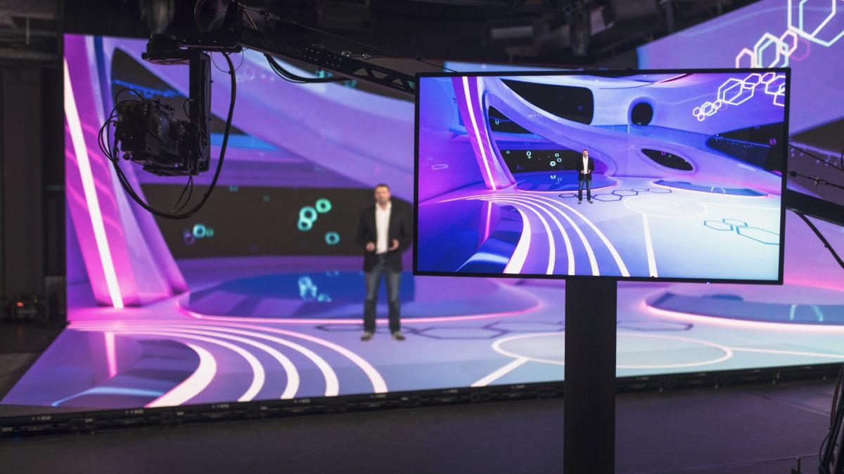 Neumann&Müller installiert eine xR-Stage in den Bavaria Studios