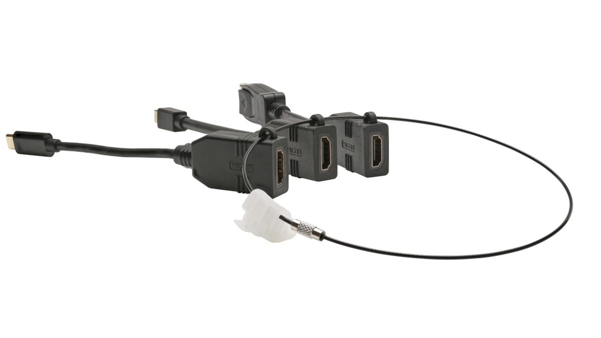SOMMER cable stellt das 4K60-Verbindungsset HICON HI-HDAPR-01 vor